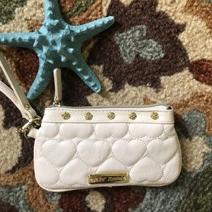 Betsey Johnson Small Clutch!!